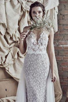 33 vestidos para novias diferentes. ¡Qué viva la naturalidad! Image: 1