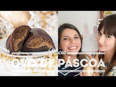 Aprenda a fazer um ovo de Páscoa recheado com pão de mel; veja o vídeo! - Gastronomia - Lifestyle - Bonde. O seu portal