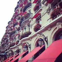 Joli Paris 🌻 #Paris #igersfrance #igersparis #france #hotel #plaza