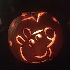 Peppa Pig star Pumpkin
