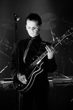 Gary Numan. Saw him at the Cleveland Music Hall, at a time when my musical tastes were pivoting away from mainstream R&R.