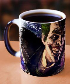 Batman Arkham Origins Morphing Mugs™ The Joker Mug