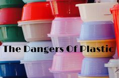 Have you ever thought about how certain plastics could be harming the health of you and your family? They are also extremely harmful to the environment.