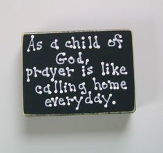 Child of God Christian black & white country decor by ifrogcrafts, $6.00