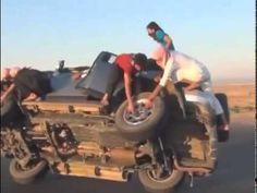 Amazing Skill Riding Car Arab People .. || Youtube Video TOP Collection - LAPAK MOBIL DAN MOTOR BEKAS