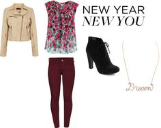 """""""New Year"""" by paigepurvis23 ❤ liked on Polyvore"""