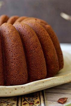 Chai-Spiced Pound Cake Recipe