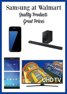 Need to update your technology without spending a lot? Check out the awesome Samsung Products available at Walmart. #SamsungAtWalmart #IC #ad