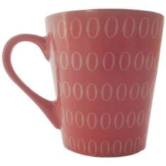 Rózsaszín, mintás kávésbögre Minion, Mugs, Tableware, Dinnerware, Tumblers, Tablewares, Minions, Mug, Dishes