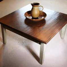 Simple Furniture is Easy to Refinish