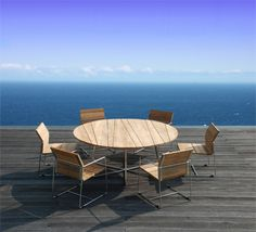 indoor or outdoor. #dining table