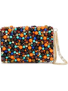 Shop Jimmy Choo 'Carmen' clutch in O' from the world's best independent boutiques at farfetch.com. Shop 300 boutiques at one address.