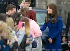 Prince William and Catherine Duchess of Cambridge visit Dundee, Scotland, Britain - 23 Oct 2015 Catherine Duchess of Cambridge at Dundee Rep Theatre 23 Oct 2015