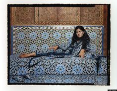The Veiled Feminism Of Moroccan-Born Photographer Lalla Essaydi