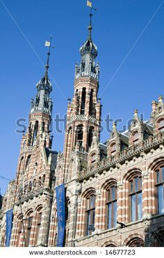 http://image.shutterstock.com/display_pic_with_logo/7258/7258,1215554865,1/stock-photo-editorial-magna-plaza-shopping-mall-amsterdam-holland-neo-gothic-architecture-former-central-post-14677723.jpg  Netherlands Architecture Image 13 - Magna Shopping Plaza - Netherlands Pinnacles Grouped Windows