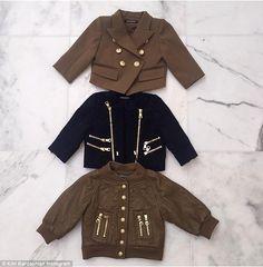 Balmain Jackets for GIRLS