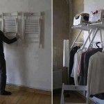 Instant closet