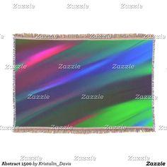 Abstract 1500, rug, multicolored, kristalin davis, zazzle