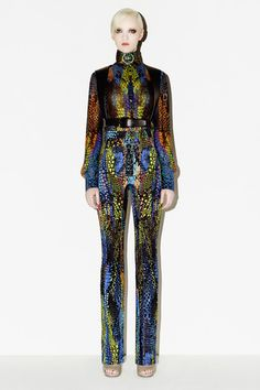 McQ Alexander McQueen Spring 2014 Ready-to-Wear Collection Slideshow on Style.com