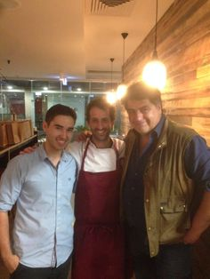 Matt Preston at ZaZa's a few weeks back! #ZaZa's
