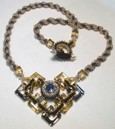 Interlocking Necklace by Laura McCabe