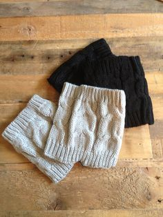 Boot cuffs are great stocking stuffers! Theroyalstandardretail.com