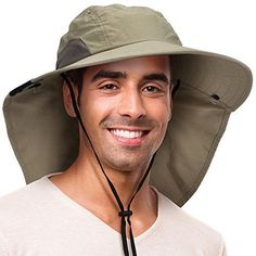 Details about Outdoor Men Sun Hat Camouflage Bucket Mesh Boonie Hat Fishing  Hats (red)  f089cb71ce58