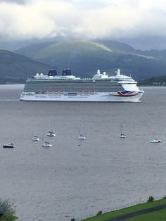 Britannia P&o Cruises, Seattle Skyline, Opera House, Ocean, Cruise Ships, Building, Boats, Pictures, Travel
