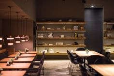 Renowned chef Enrique Olvera—of Mexico City's popular Pujol—recently opened Cosme in New York's Flatiron neighborhood with partners Santiago Gomez, Santiago Perez, and Alonso de Garay. While the dishes are inspired by Olvera's Mexican heritage, they highlight ingredients from the Hudson Valley.