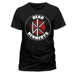 Dead Kennedys - Brick Logo T-shirt Black Ex Ex ... (Barcode EAN=5052905333467) http://www.MightGet.com/march-2017-1/dead-kennedys--brick-logo-t-shirt-black-ex-ex.asp