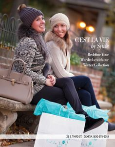 Have you seen our latest winter collection?