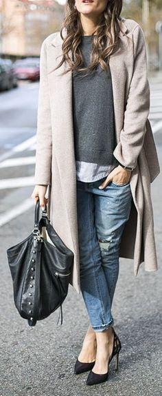 Trendy Lagen-Look