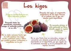 El higo es el fruto la higuera, un árbol de la familia de los ficus. Hay más de 600 tipos diferentes de higos, con diferentes colores y sabores, criados para diferentes usos... Leer mas -> #higos #infografia