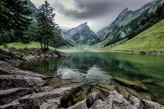 Seealpsee v2015 by Frank Simon on 500px Alps, Swiss.
