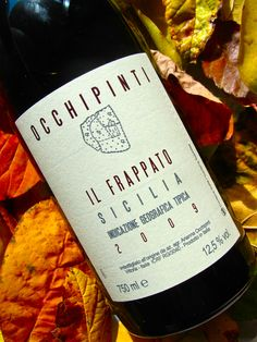 My favorite Sicilian wine