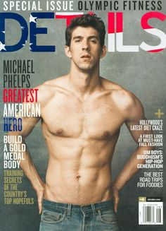Michael Phelps by Norman Jean Roy   Details   Homotography