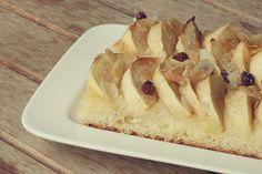 Apfelhefekuchen *