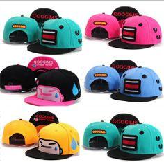 AAAwholesaler: : Buy NEW 2014 fashion sweat cartoon Googims hat hiphop HARAJUKU flat brimmed hat hiphop hip hop hat snapback for men and wom...