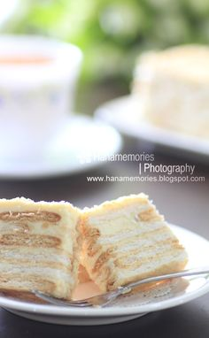 HaNa's FamiLy: Biskut Merie Lapis Cheese