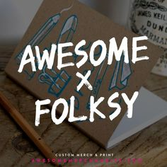 MASSIVE CONTEST: Win £500 to spend on http://www.awesomemerch.com We've teamed up with Folksy to give away £500 to spend on our site + 3 Folksy Plus accounts! Enter: http://awsmr.ch/AMxFLKSY  PS: Please share & tell someone who'd love to win this prize!