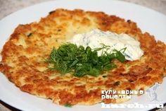 Блоги@Mail.Ru: Картофель по-швейцарски «Рёшти»