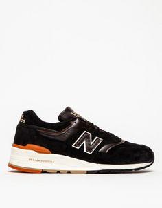 new concept f0933 57541 New Balance   997 in Black