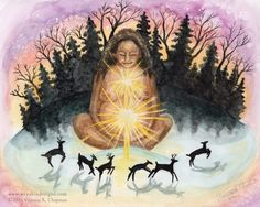 """Rebirth of the Sun"" by Victoria Chapman"