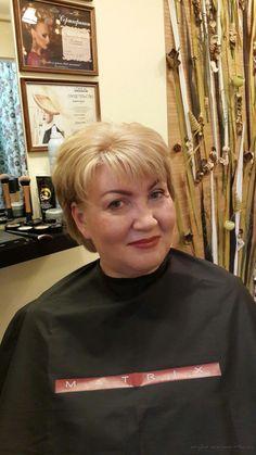 Стрижка и макияж. До и после | Студия красоты Талия, салон красоты, парикмахерская