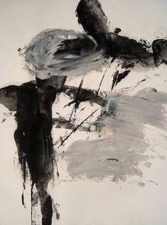 "Alan Taylor Jeffries; Oil 2013 Painting ""Sphallolalia #1"""