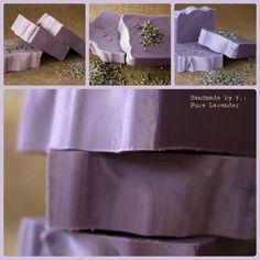 Pure Lavender Soap