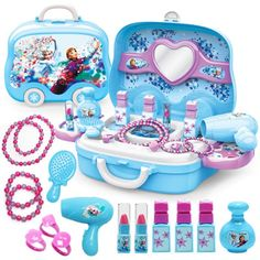 Disney Princess Frozen Makeup Toy Set