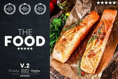 The FOOD 175 Workflow Bundle 3 In 1 by The Heritage Co. on @creativemarket