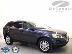 2010 Volvo XC60 T6  AWD. Amazing amount of room! Does it all! Don't pay too much for the outstanding-looking SUV you wan... [Read More]  Selling Price: $35,948  VIN: YV4992DZ1A2020178  Stock #: VPA2020178  Miles: 18,920  Transmission: Automatic  Exterior Color: Blue  www.mcdonaldvolvousedcars.com/littleton-co-used-volvo