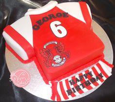Leyton Orient FC Celebration cake
